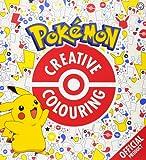 Official Pokémon Creative Colouring
