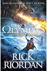 Heroes of Olympus: The Lost Hero Paperback