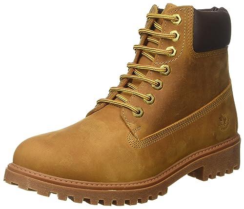 Lumberjack Sm00101-014h01, Botines para Hombre: Amazon.es: Zapatos y complementos