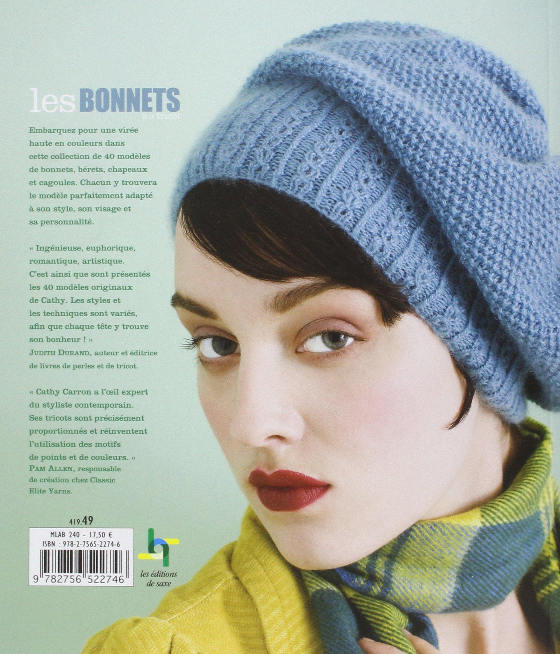 fournir un grand choix de code promo Quantité limitée Les bonnets au tricot : A chaque humeur son bonnet ...
