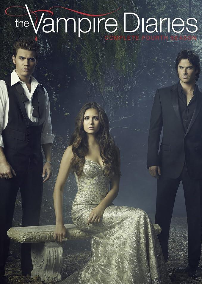 The Vampire Diaries - Season 4 (DVD + UV Copy) [2013] [Reino Unido]