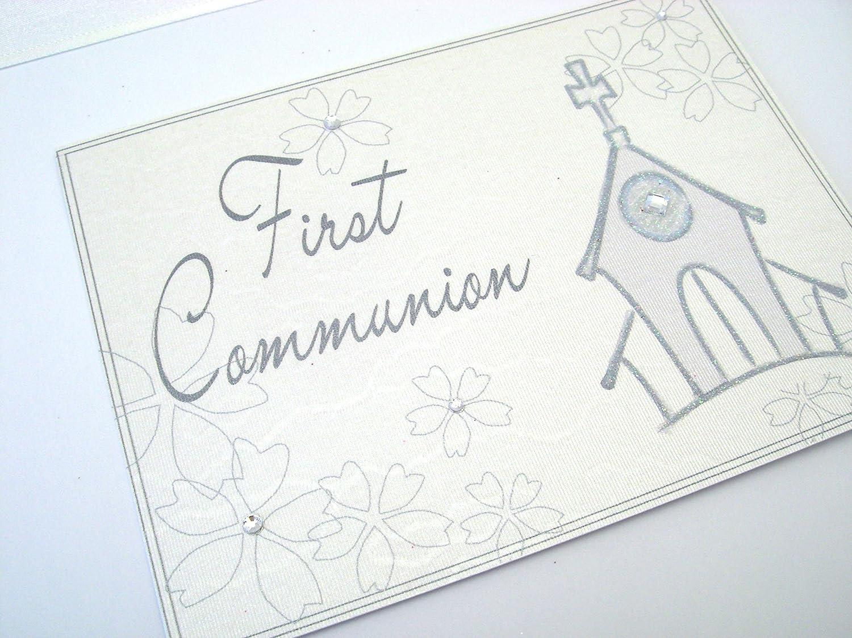 Amazon.com: White Cotton Cards – Caja de recuerdos para ...