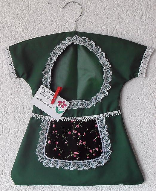 Klammerkleid Clothespin Bag W/äscheklammerbeutel Klammerkleidchen