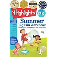 Summer Big Fun Workbook Bridging Grades P & K (Highlights Summer Learning)