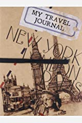My Travel Journal (Life Canvas Stationary) Paperback