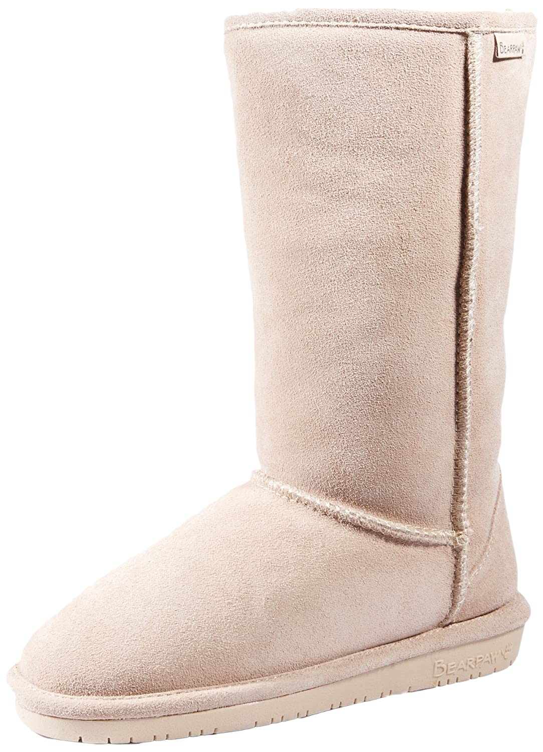 BEARPAW Women's Emma Fashion Boot B0073BRJMQ 6 B(M) US|Camel