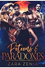 Potions and Paradoxes: A Paranormal Romance Collection (Sleepy Hollow Academy Complete Box Set) Kindle Edition
