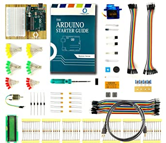 robo india hola 02 hola the arduino learning kit with 16 projects rh amazon in arduino uno starter guide arduino starter guide pdf