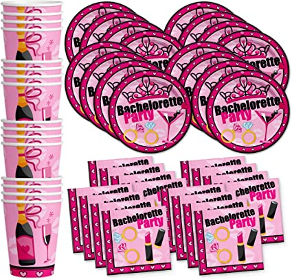 16 x Pink Baby Shower Paper Cups 266ml Girls Party Tableware Supplies