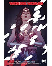 Wonder Woman Vol. 7 Amazons Attacked