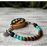 Clarity Aromatherapy Essential Oil Bracelet or Bellabeat Nature, Urban or Impulse Leaf Bracelet