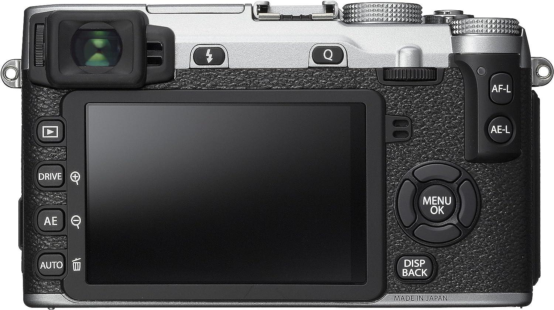 Fujifilm X-E2S - Cuerpo de cámara EVIL de 16.3 MP (sensor X-Trans ...
