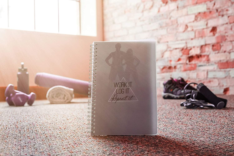 TYVIE Lifestyles Fitness Journal Planner : Sports & Outdoors