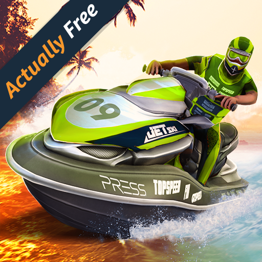 Top Boat: Water Racing Simulator Xtreme 3D ()