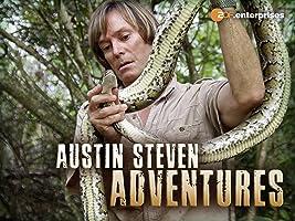 Austin Steven Adventures, Staffel 1