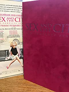 Sex and the city the complete series collectors giftset 2005