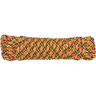 Wellington 50ft x 1/2in 396 lb Safe Work Load Diamond Braid Poly Rope