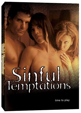Naked temptations cast