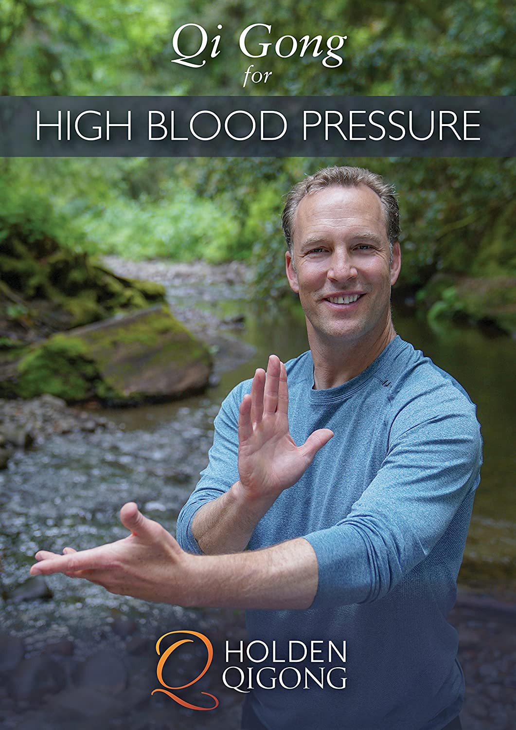 Qi Gong for High Blood Pressure by Lee Holden (YMAA) 2018 Qigong DVD series **BESTSELLER**