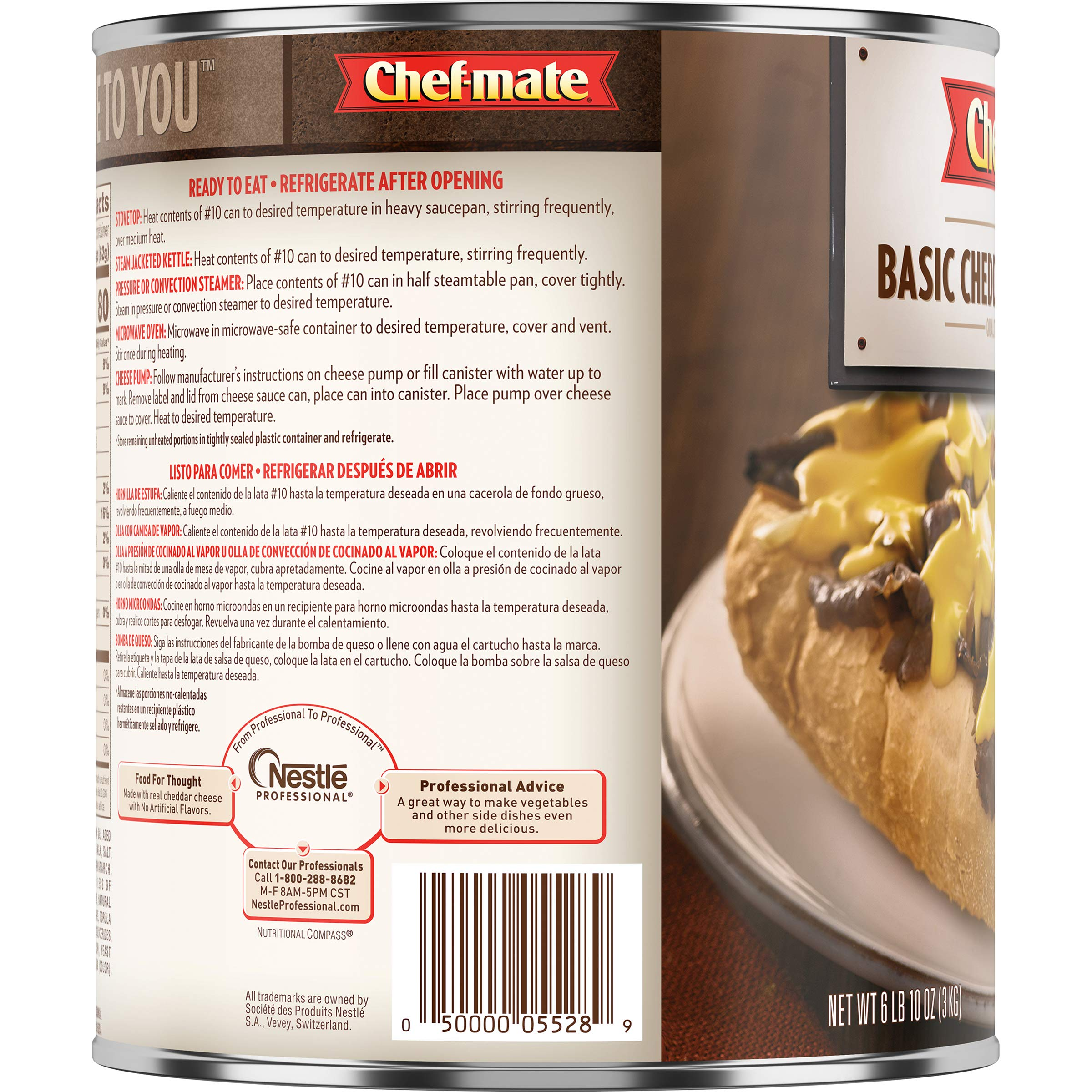 Amazon.com: Chef-mate: All Cheese Sauces