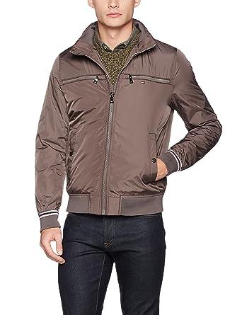 Tommy Hilfiger C- Alexander Rib Bomber, Blouson Homme  Amazon.fr  Vêtements  et accessoires b6d8ba94dfe0