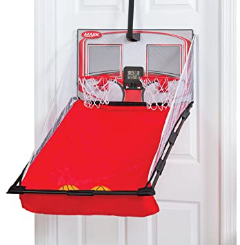 Amazon.com: Majik Over the Door Basketball Game: Toys & Games