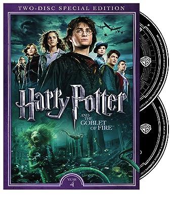 Harry Potter & The Goblet Of Fire Edizione: Stati Uniti Italia DVD ...