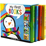 My First Board Books (4-Book Set of PADDED board books)