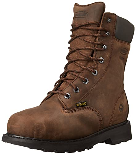 794b509237f Wolverine Men's W05680 McKay Steel-Toe Boot