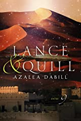 Lance and Quill: A Clean Novella of Adventure and Romance (Falcon Chronicle) Kindle Edition