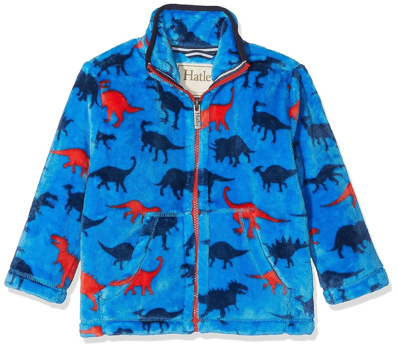 Hatley Boys Fuzzy Fleece Jacket Hatley Boys 2-7