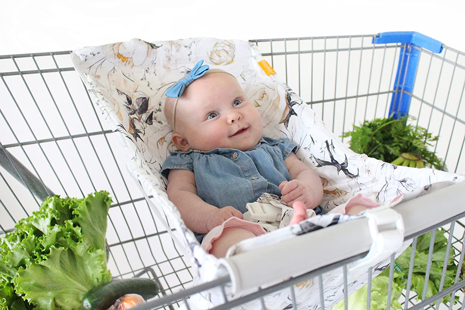 Binxy Baby Shopping Cart Hammock (Indigo Dream) LP-008ID