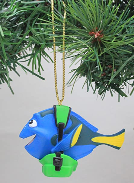 disneys finding nemos dory holiday ornament limited availability - Finding Nemo Christmas Decorations