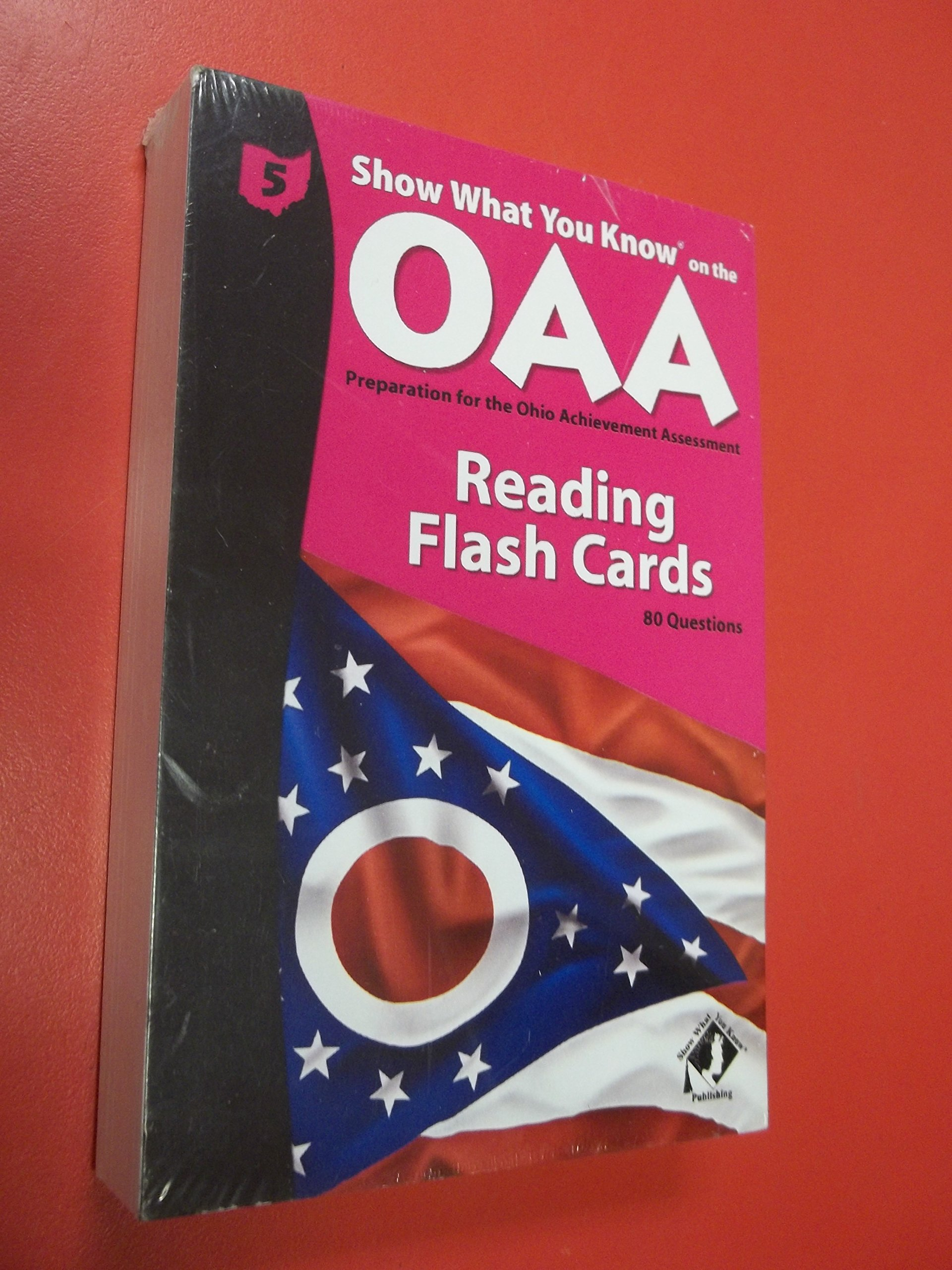 OAA Reading Flash Cards Grade 5 Ohio Show what you know PDF