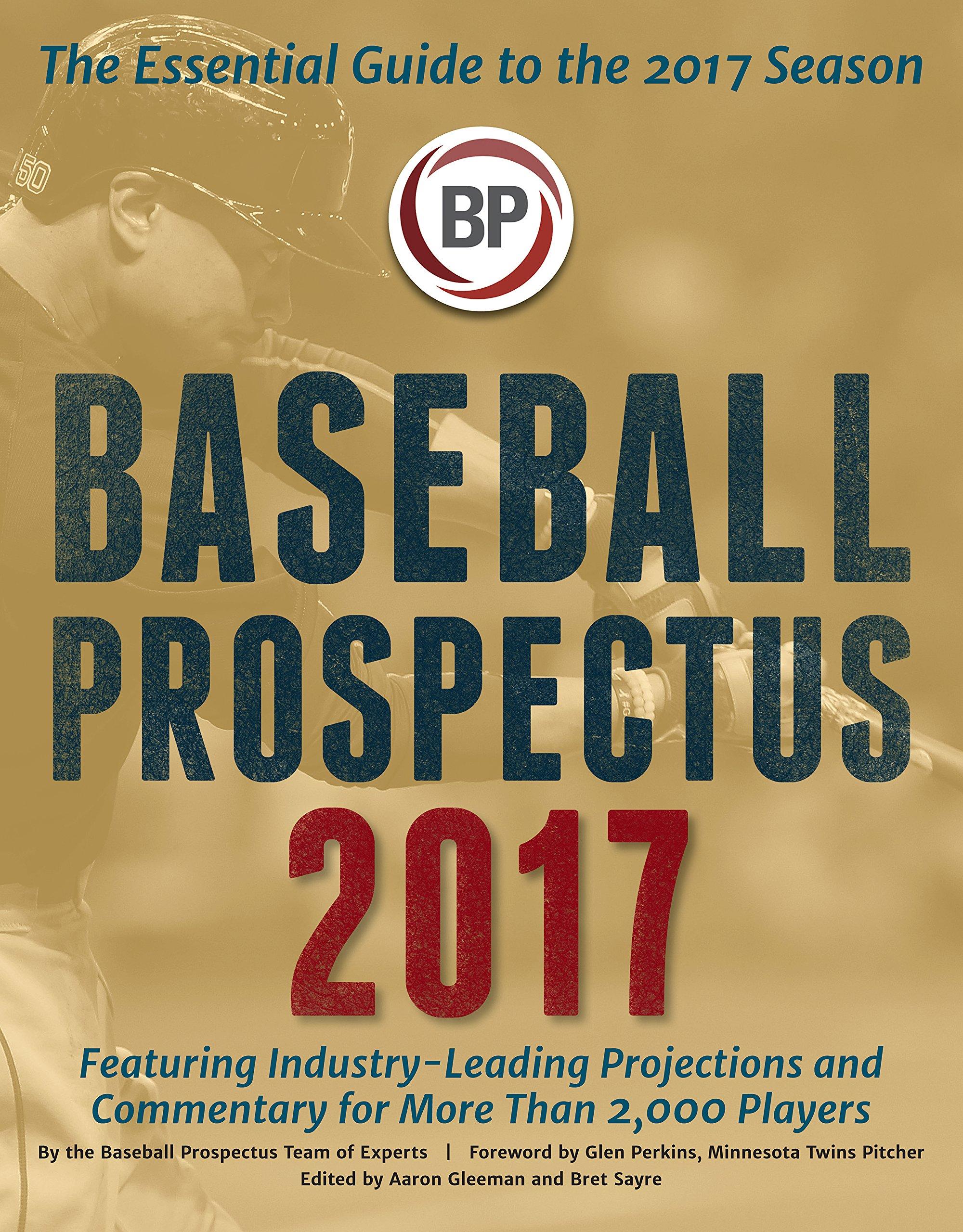 Baseball Prospectus 2017 product image
