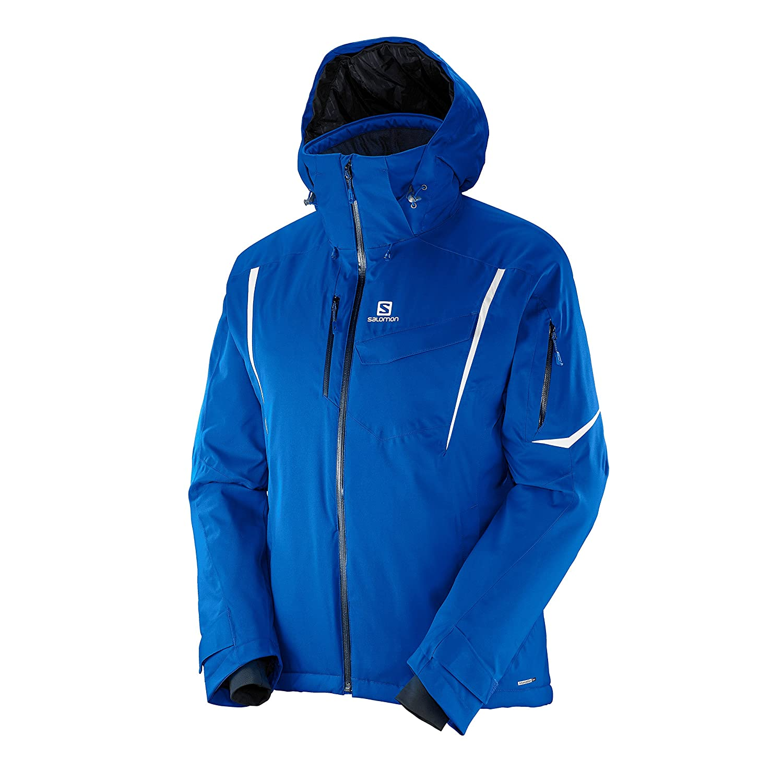 SALOMON(サロモン) スキー ジャケット ENDURO JKT M(メンズ) BIG BLUE-X