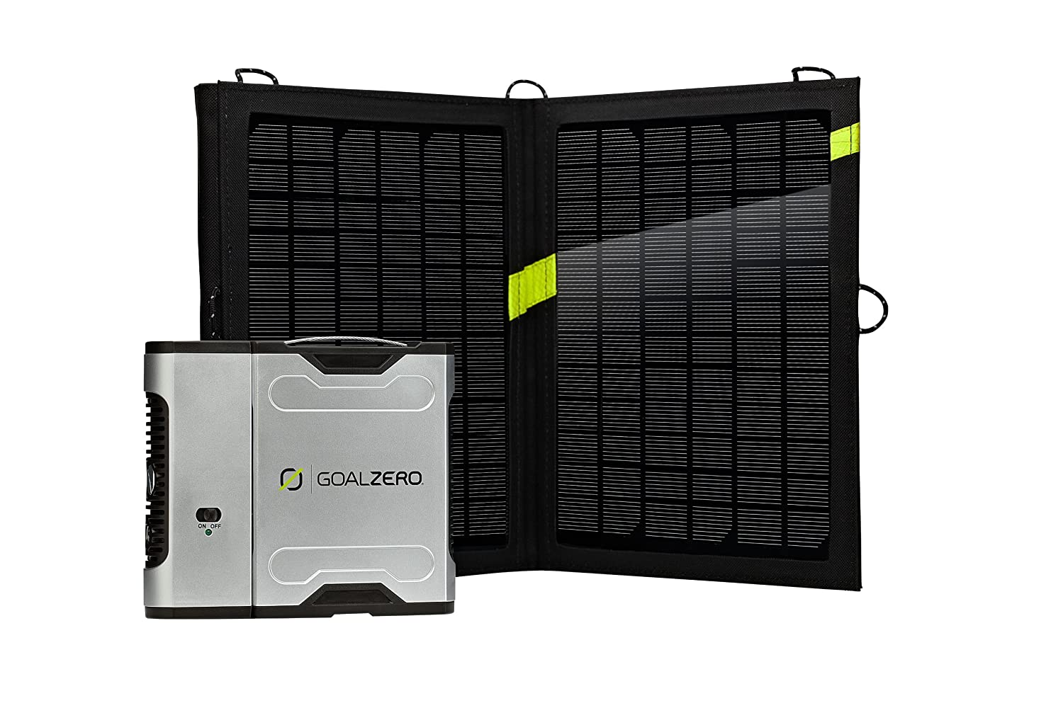 Goal Zero 42005 Sherpa 50 Solar Recharging Kit with Inverter