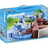 Amazon.com: PLAYMOBIL Large Zoo with Entrance: Toys & Games