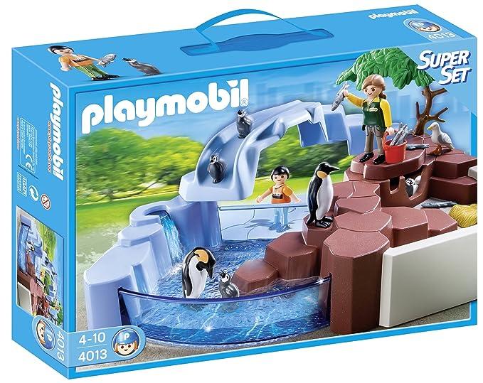 11 opinioni per Playmobil 4013- Super Set Vasca dei pinguini