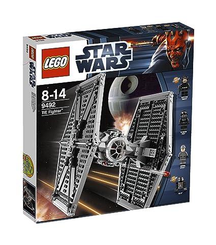 Amazon.com: LEGO Star Wars Tie Fighter 9492: Toys & Games