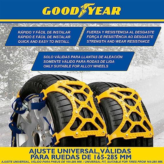 Goodyear God8025 Snow Chains Auto