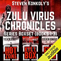 The Zulu Virus Chronicles Boxset (Books 1-3): A Post-Apocalyptic Thriller