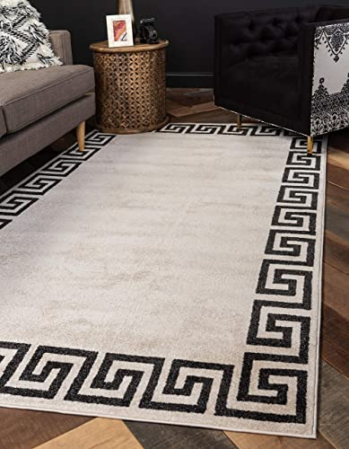Unique Loom Athens Geometric Casual Area Rug