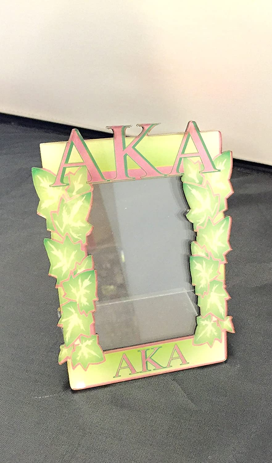 Amazon.com: Alpha Kappa Alpha Sorority Picture Frame ...