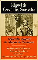 Colección Integral De Miguel De Cervantes: Don