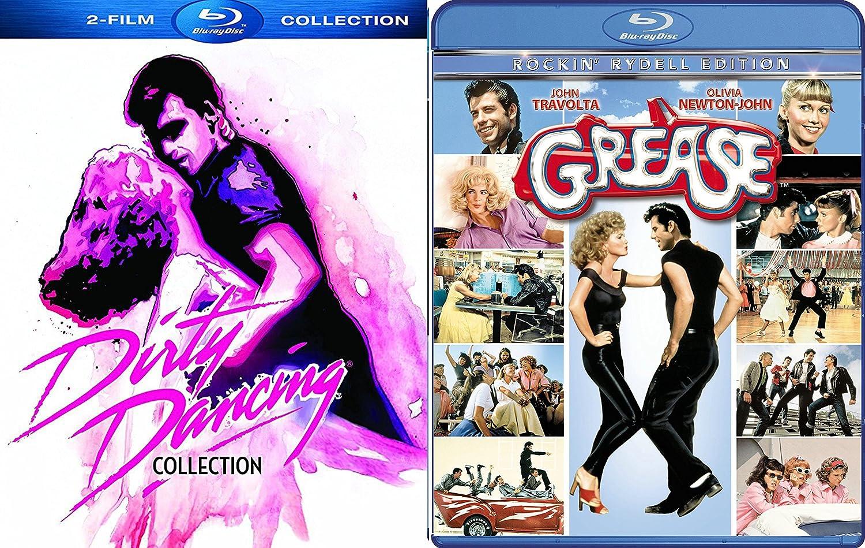 Amazon com: Grease John Travolta Musical & Dirty Dancing