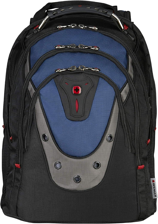 Wenger Ibex Laptop Backpack Black