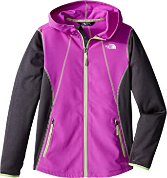 3b6948e26f0e The North Face Kids Girl s Kilowatt Jacket (Little Kids Big Kids) Sweet  Violet