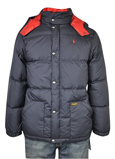 Ralph Lauren Polo Bleu Marine pour garçon Taille XL 18–20 – pour garçon - c200504ae9b8