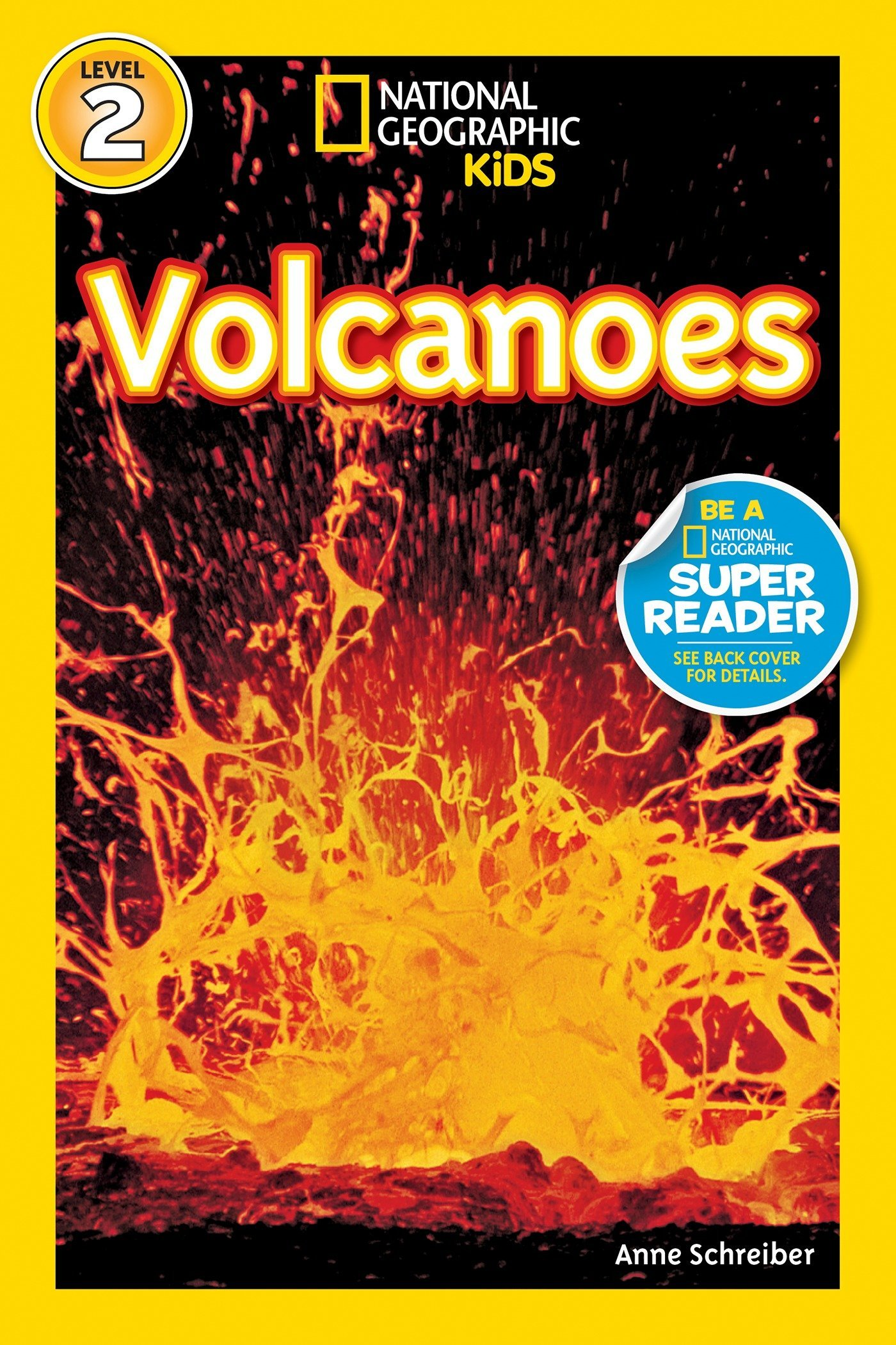 National Geographic Readers: Volcanoes! pdf